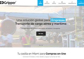 Gripper, Courier en Uruguay