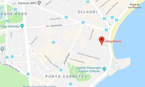 Eshopmiami-mapa