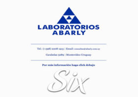 Abarly Laboratorio