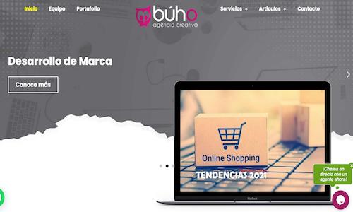 buho agencia uruguay