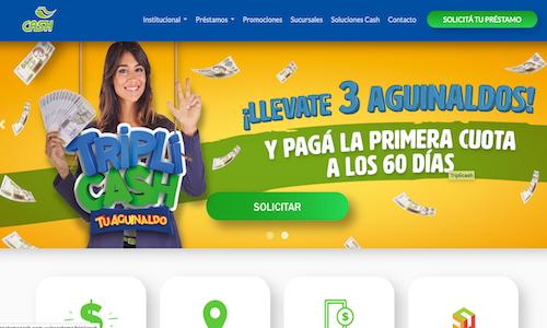 cash Uruguay