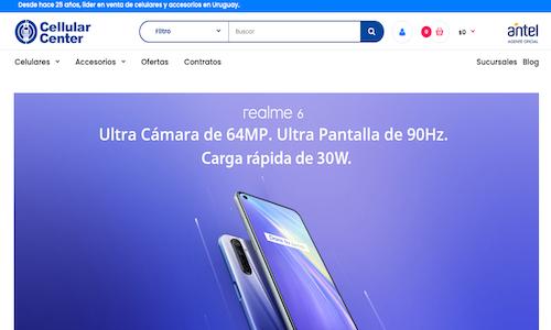 cellular center uruguay