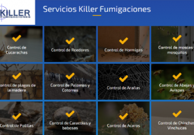 Killer Fumigaciones