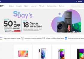 Stienda.uy agente Samsung con productos innovadores